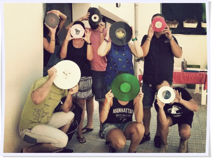 Membres del Gata Fan Club