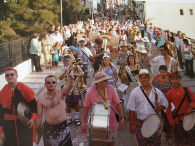 Foto extraída del libro de fiestas 2014