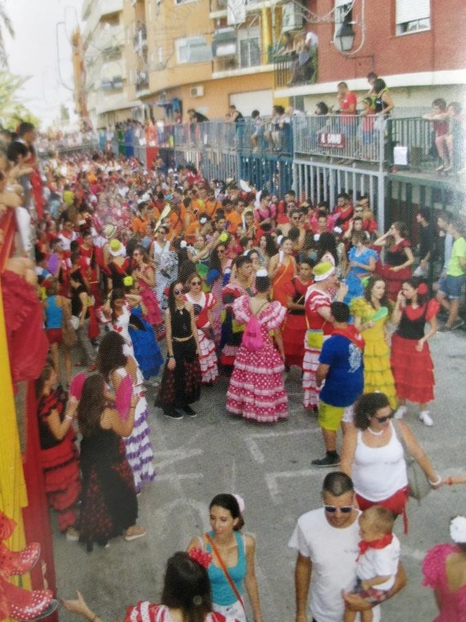 Foto extraída del libro de fiestas 2017